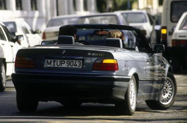 BMW 3 Series E36 320i Cabriolet