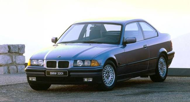 BMW 3 Series E36 320i Coupe