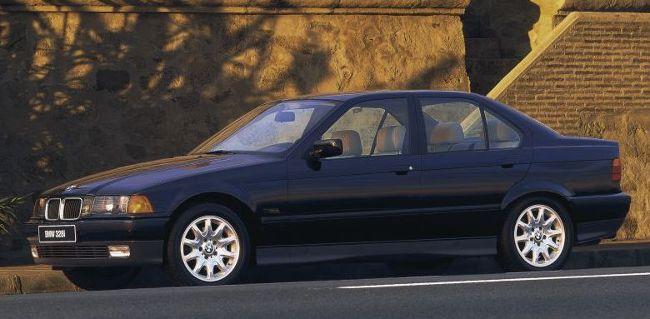 BMW 3 Series E36 328i Sedan