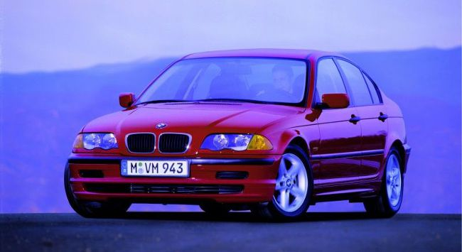 BMW 3 Series E46 318i Sedan