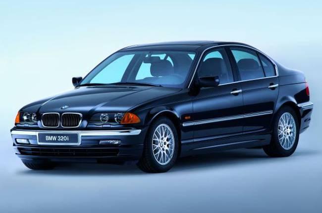 BMW 3 Series E46 320i Sedan
