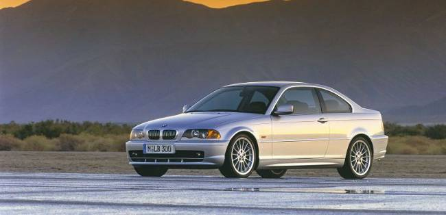 BMW 3 Series E46 325Ci Coupe