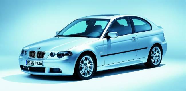 BMW 3 Series E46 325ti Compact