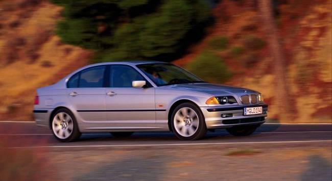 BMW 3 Series E46 328i Sedan