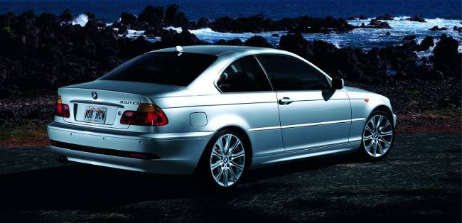 BMW 3 Series E46 330Ci Coupe