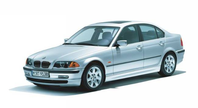 BMW 3 Series E46 330d Sedan