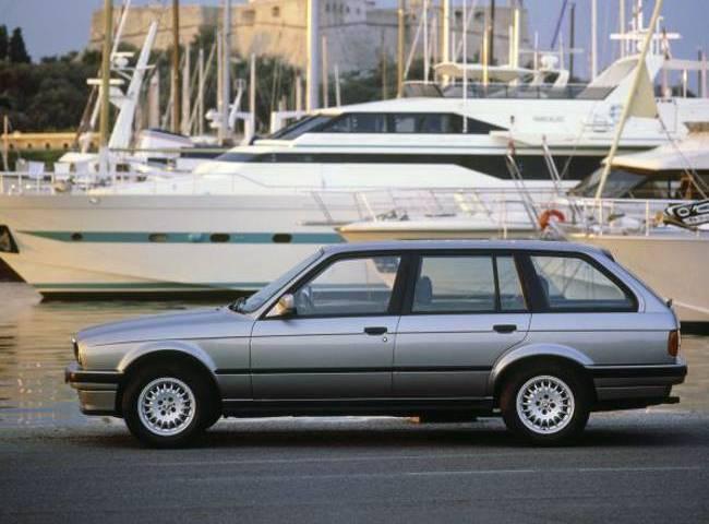 BMW E30 3 Series - 324td Touring