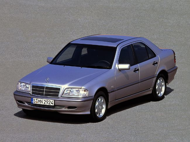 Mercedes-Benz C 250 W202 - 1995 - 2000 годы