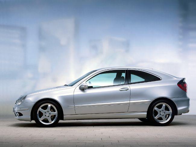 Mercedes-Benz C-Klasse C203 - 2001-05