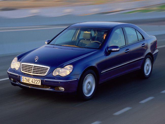 Mercedes-Benz C-Klasse W203 - 2000-05
