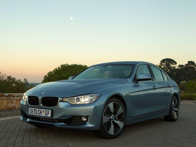 Гибридная версия седана F30 - BMW ActiveHybrid 3
