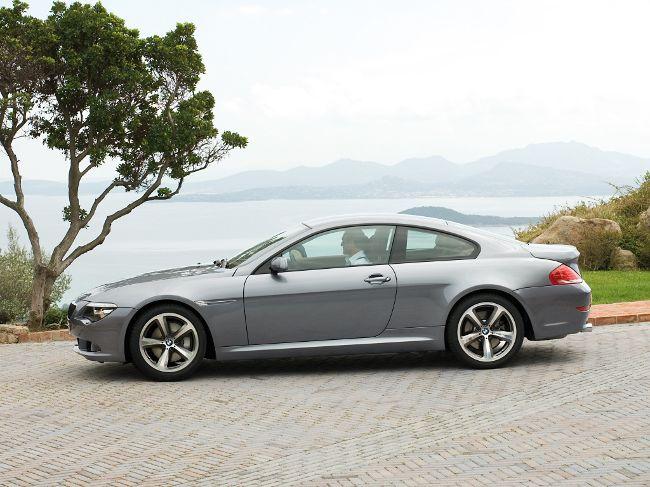 Купе 6 серии второго поколения - E63