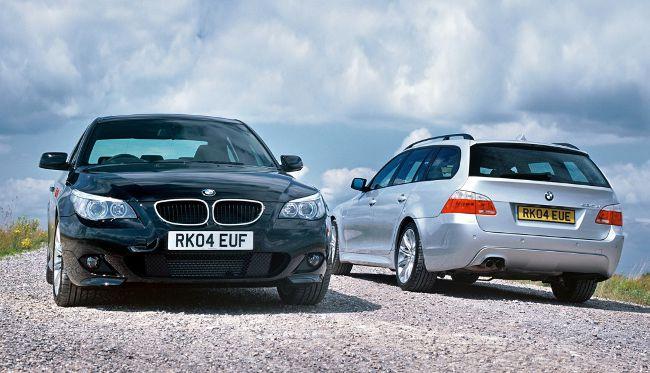 Модельный ряд BMW E6x
