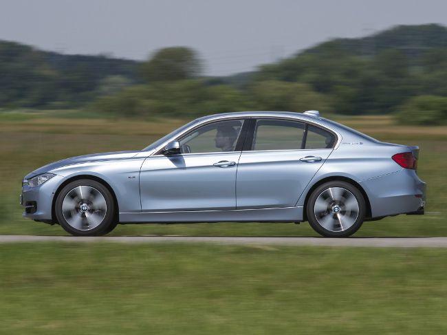Седан BMW Active Hybrid 3