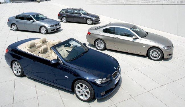 Семейство BMW E9x
