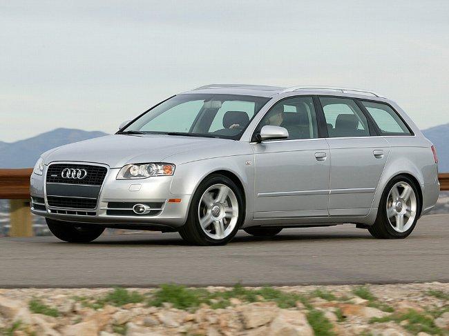 Audi A4 Avant B7 - 2004-2008