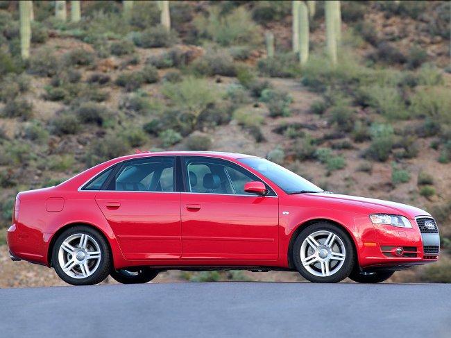 Audi A4 Sedan B7 - 2004-2007