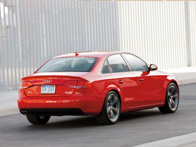 Audi A4 Sedan B8 - 2011-2012