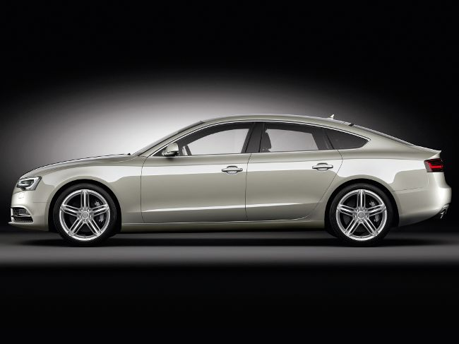 Audi A5 Sportback quattro - 2011