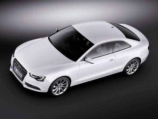 Audi A5 quattro Coupe - 2011