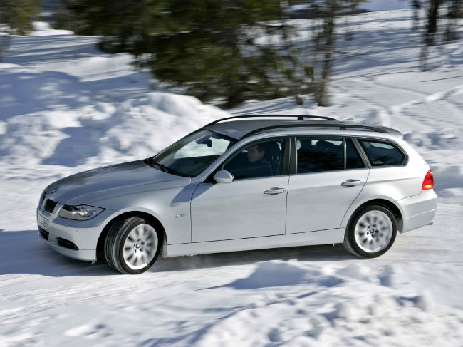 BMW 3 Series E91 Touring - 3