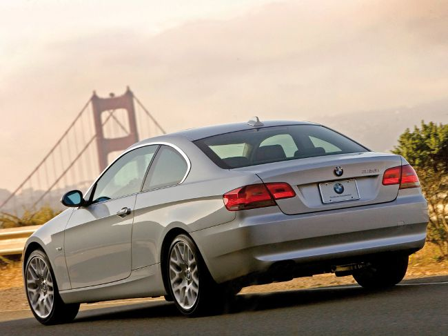 BMW 3 Series E92 Coupe - 3