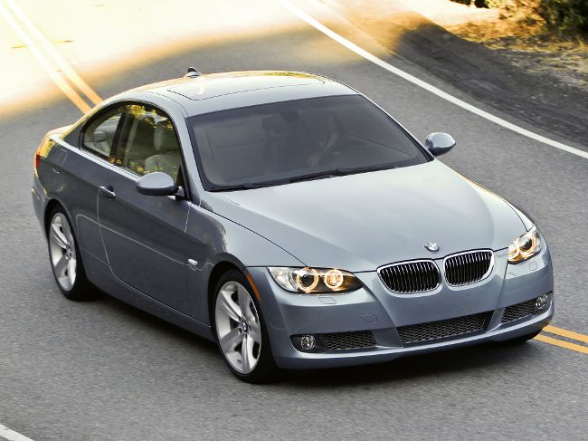 BMW 3 Series E92 Coupe - 4