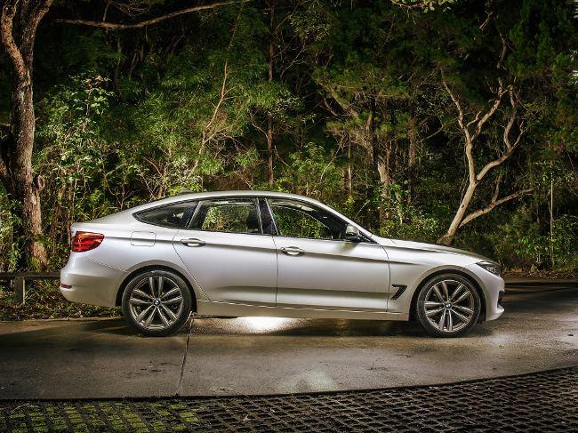 BMW 3GT Sport Line F34