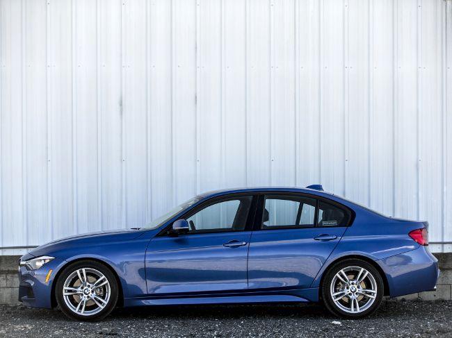 BMW F30 Sedan 3 Series с пакетом M Sport Package
