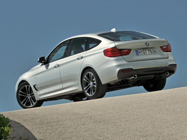 BMW F34 Gran Turismo M Sport Package
