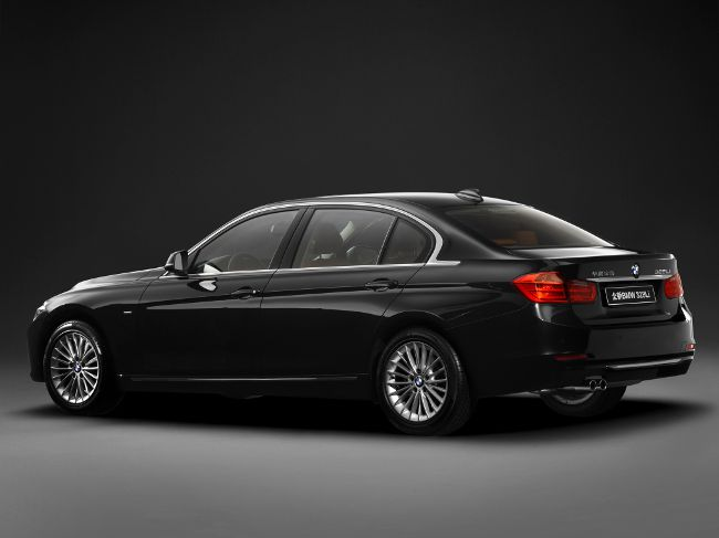 BMW F35 Long Sedan Luxury Line