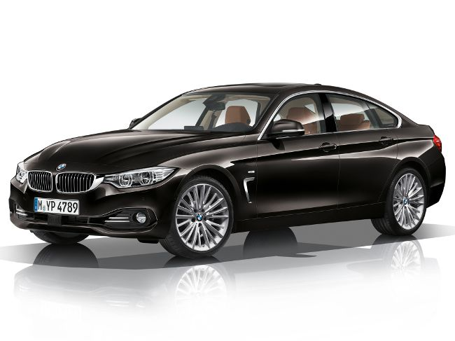 BMW F36 Gran Coupe Luxury Line - 2014