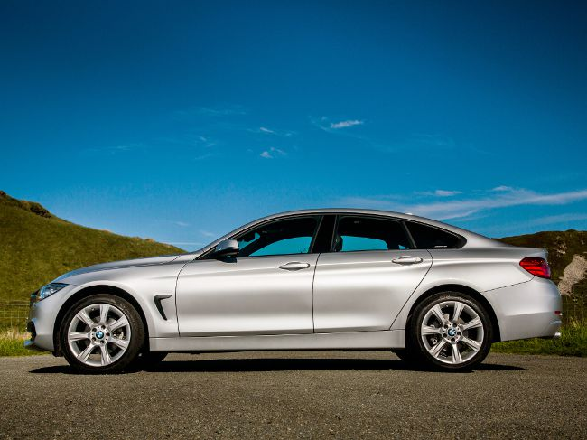 BMW Gran Coupe Sport Line F36 - 2014
