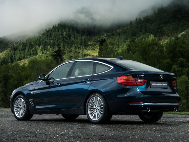 BMW Gran Turismo F34 Luxury Line