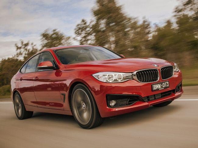 BMW Gran Turismo Sport Line F34