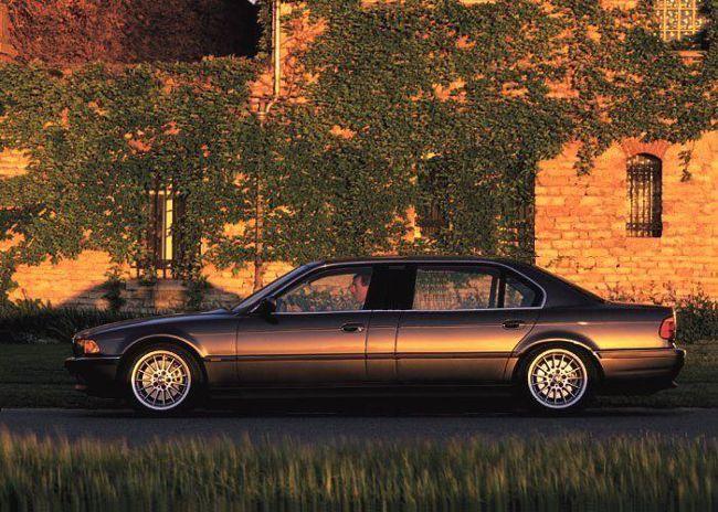 BMW L7 E38 - специальная модель роскошной 7 серии