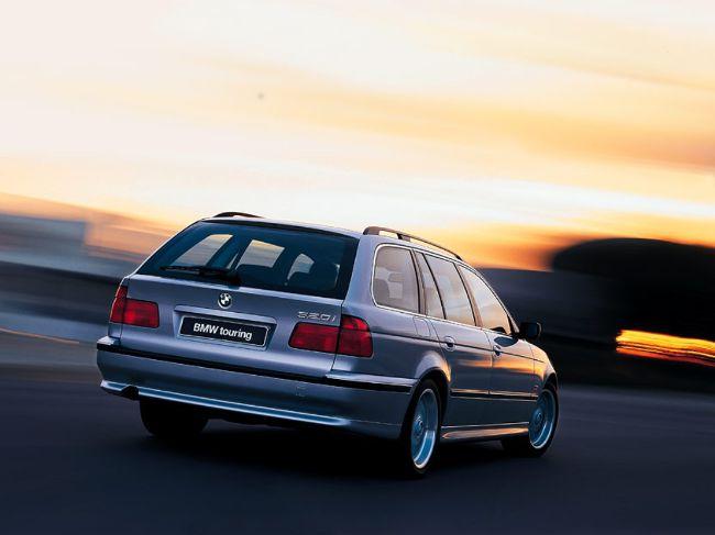BMW Touring в кузове Е39