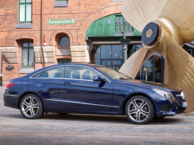 Mercedes-Benz E 250 Coupe C207 - 2013