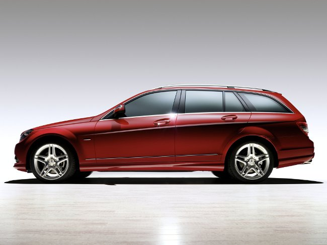 Mercedes-Benz S204 - 2008-2011