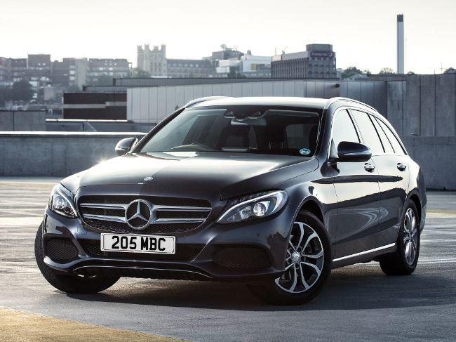 Mercedes-Benz S205 - 2014