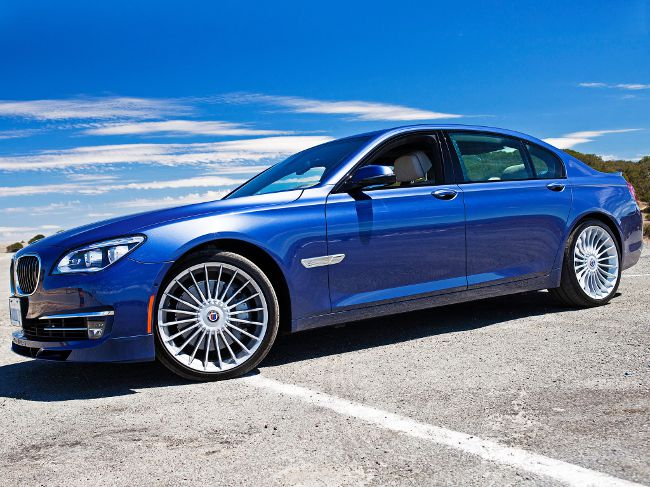 Вместо M7 пока будет BMW Alpina B7 Bi-turbo