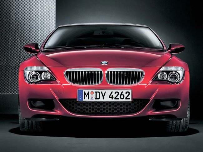 Второе поколение BMW M6 - E63