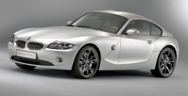 Концепт-кар первого купе модельного ряда Z4