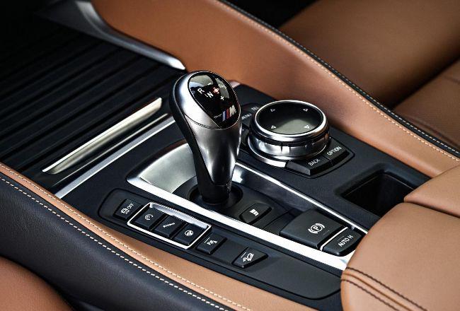 Коробка передач BMW X6M F86