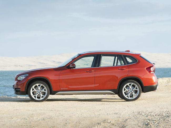 Обновленная версия BMW X1 E84