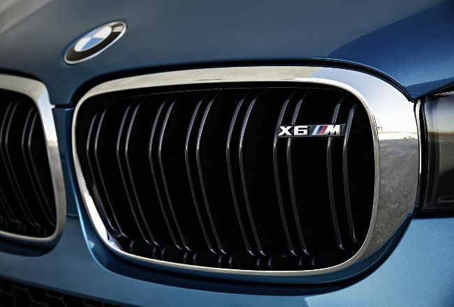Решетка радиатора BMW X6M F86
