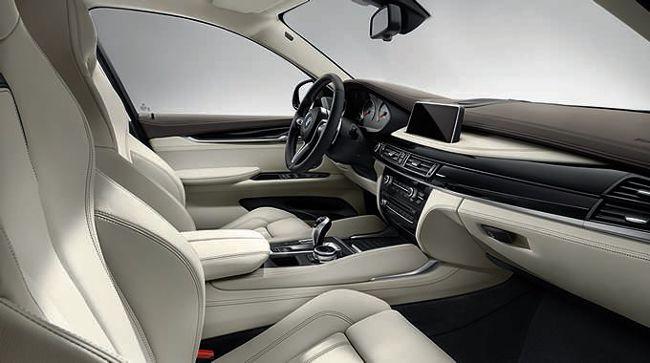 Салон Individual в BMW X6M F86