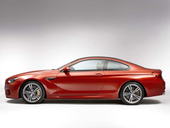 Третье поколение M6 в кузове BMW F13