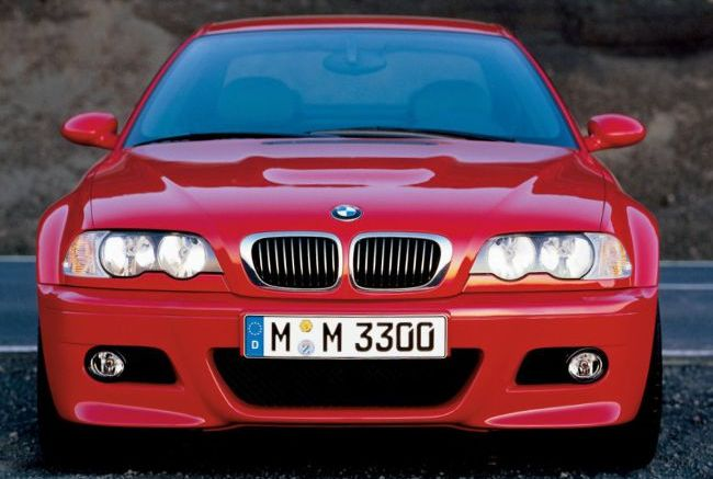 Успешня BMW M3 E46 Coupe