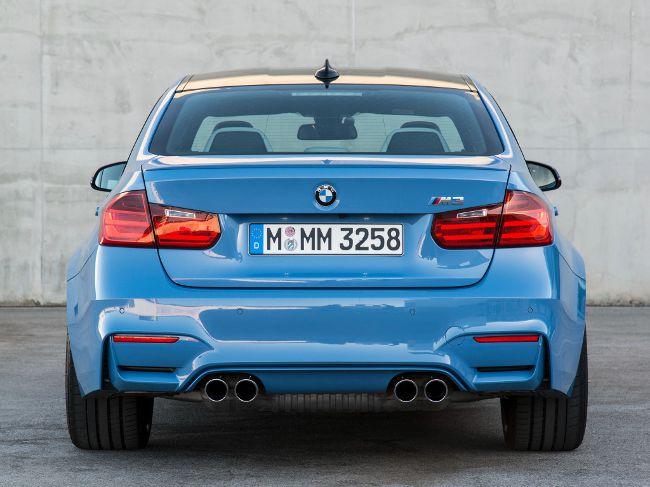 Фото седана BMW M3 F80